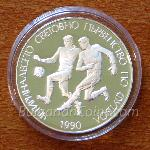 14TH WORLD FOOTBALL CHAMPIONSHIP, ITALY, 1990: FOOTBALLERS