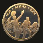 28TH SUMMER OLYMPIC GAMES, ATHENS (GREECE), 2004: TENNIS