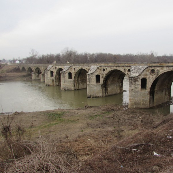 150 YEARS SINCE THE CONSTRUCTION OF THE KOLYO FICHETO BRIDGE NEAR BYALA