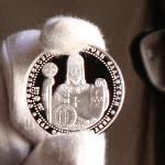 2014 - Tzar Simeon the Great 925 10 Leva Bulgarian Silver Coin
